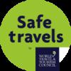 SafeTravels Stamp